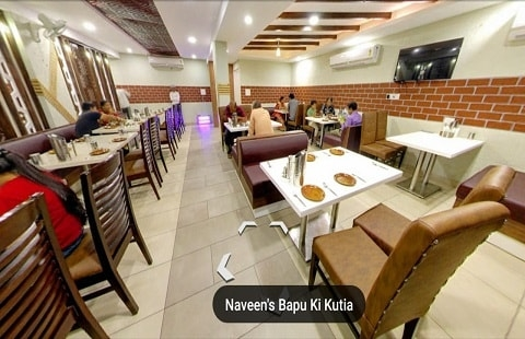 Naveen's Bapu Ki Kutia